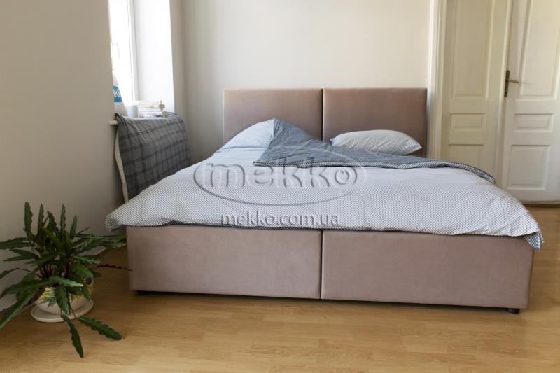 М'яке ліжко Enzo (Ензо) фабрика Мекко-4